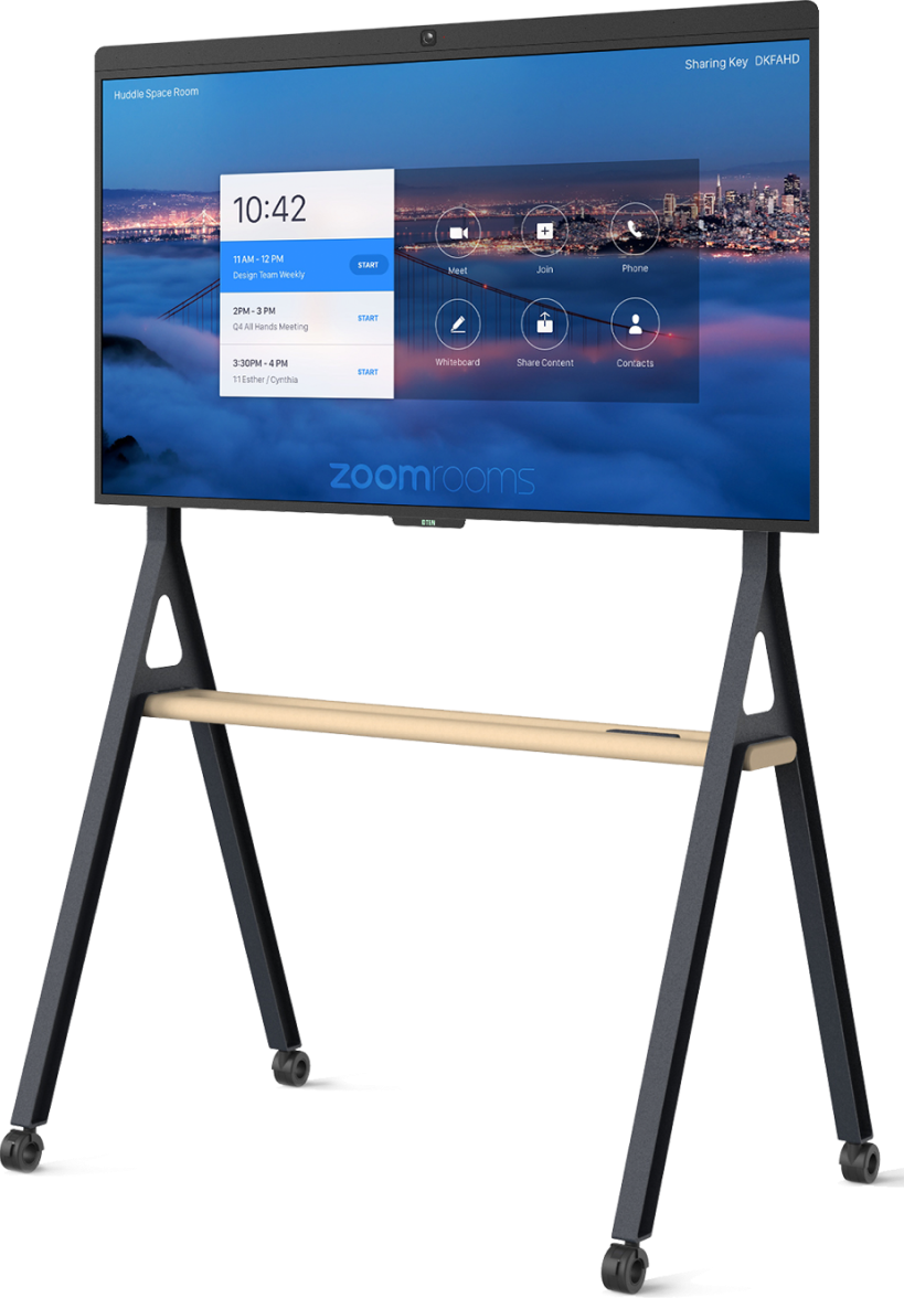 Brilliant Zoom Rooms Video Conference Room Solutions Zoom Home Interior And Landscaping Ologienasavecom