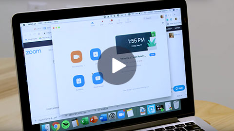 Zoom Rooms Solution Overview