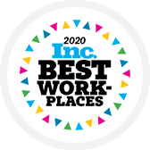 Zoom Named One of Inc. Magazine's Best Workplaces for 2020