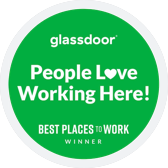 Glassdoor #2 Best Place to Work 2019