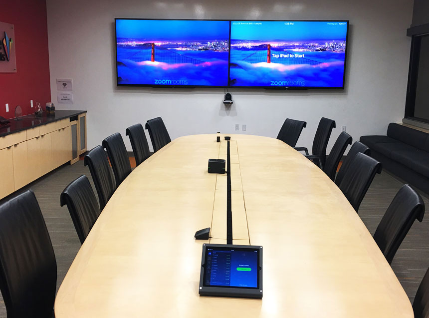 Zoom Rooms Video Conference Room Solutions Zoom
