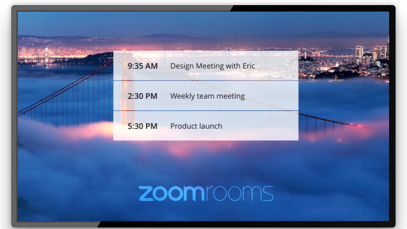 zoom rooms 使い方