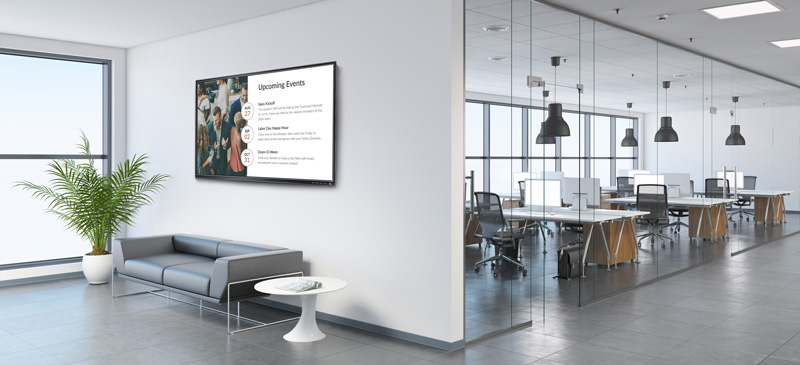 Large Screen Tv For Conference Room